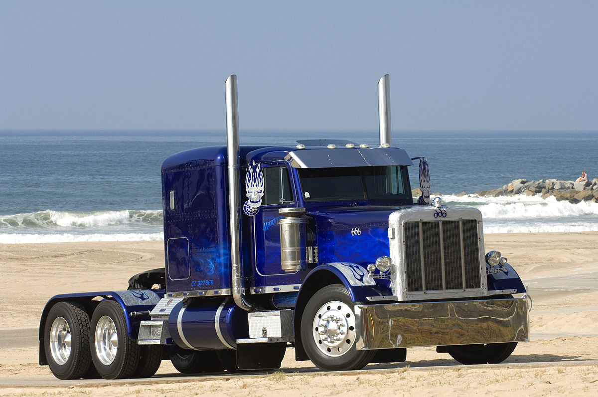 1969 Peterbilt 281 By Jack Byrnes Hill Thanx Wiring Diagram Freightliner Coe For Kids