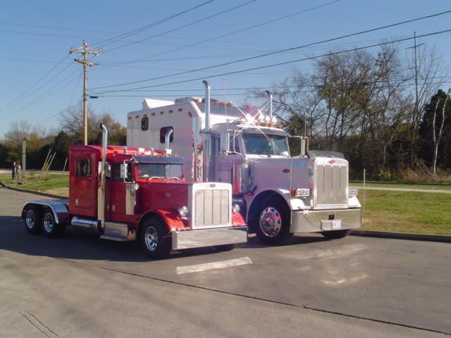 Тюнинг американских грузовиков фото