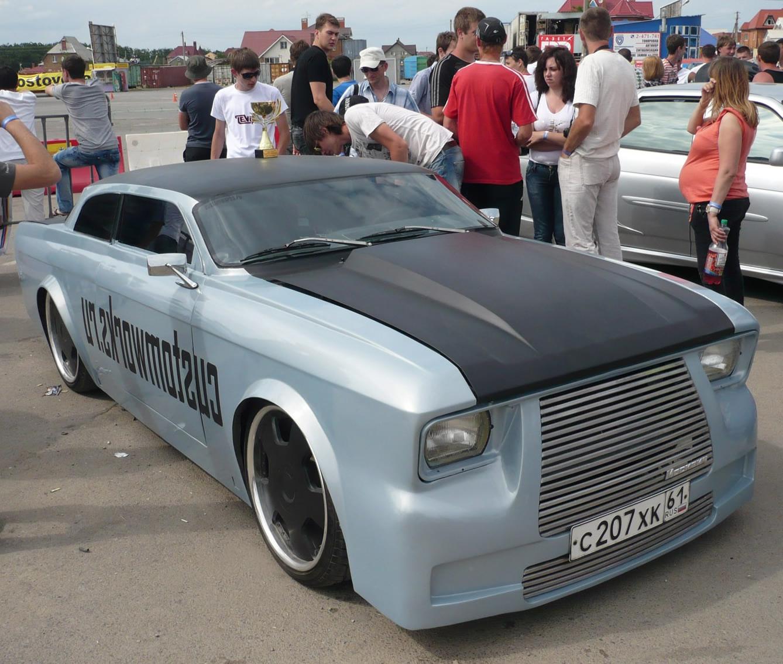Фото авто москвич тюнинг