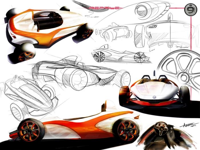 Дизайн и авто