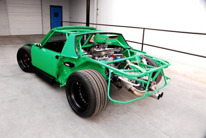 914 V-8 Blown Monster – Халк с нагнетателем