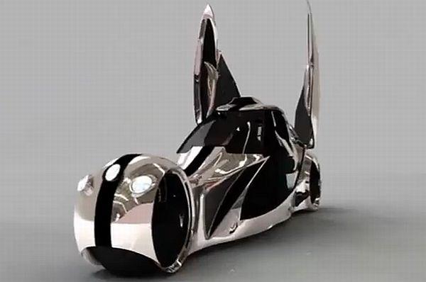 Дизайн транспортного средства