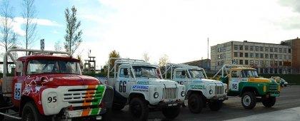 Результаты национальной гонки на грузовиках в Смоленске