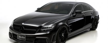 Брутальный Mercedes-Benz CLS Black Bison от японцев из Wald International