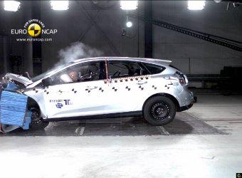 Краш-тест нового Ford Focus III
