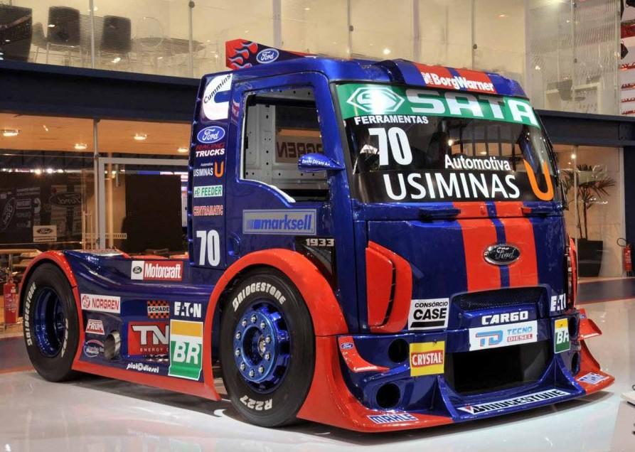 бентли гоночные грузовики