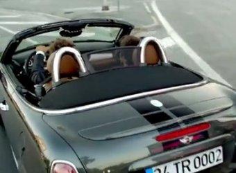MINI Roadster: новый день, новое приключение