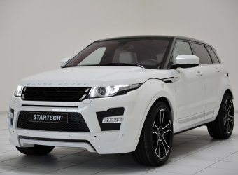 Пакет для тюнинга Range Rover Evoque от Startech
