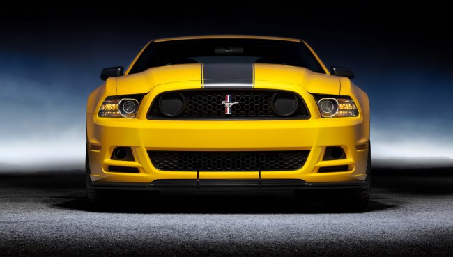 Ford Mustang, Mustang GT, Boss 302, Shelby GT500