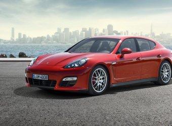 Porsche Panamera GTS – полный привод, 430 л.с. и много шума