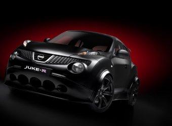 Nissan опубликовал фото и видео 480-сильного концепта Juke-R
