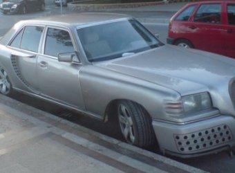 Veyron-тюнинг для старенького Mercedes-Benz