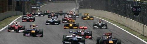 Квалификацию Гран-При Бразилии выиграл Себастьян Феттель