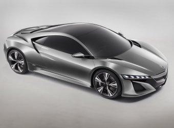 Концепт Acura NSX – возвращение легенды!