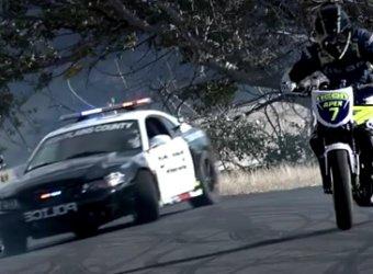 Drift2 – битва между мотоциклом и машиной продолжается!