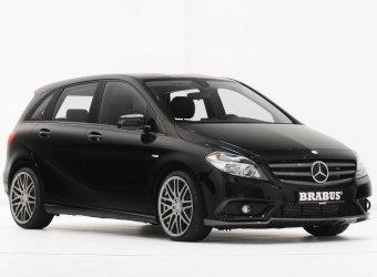Специалисты Brabus доработали новый Mercedes-Benz B-Class