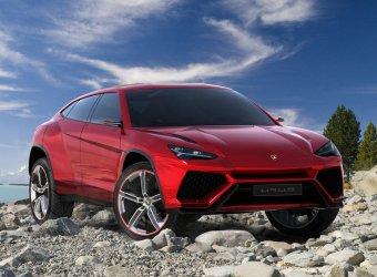 Lamborghini Urus – концепт второго внедорожника в истории марки