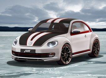 Ателье ABT подготовило 240-сильный VW Beetle