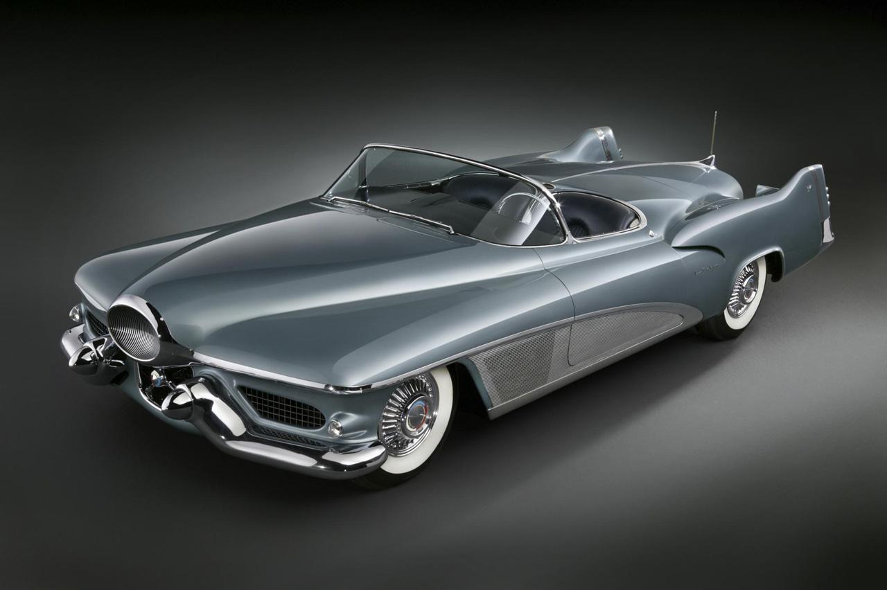 Американский дизайн автомобилей