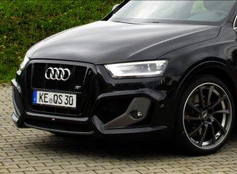 Компания ABT придала спортивности внешнему виду и характеру Audi Q3