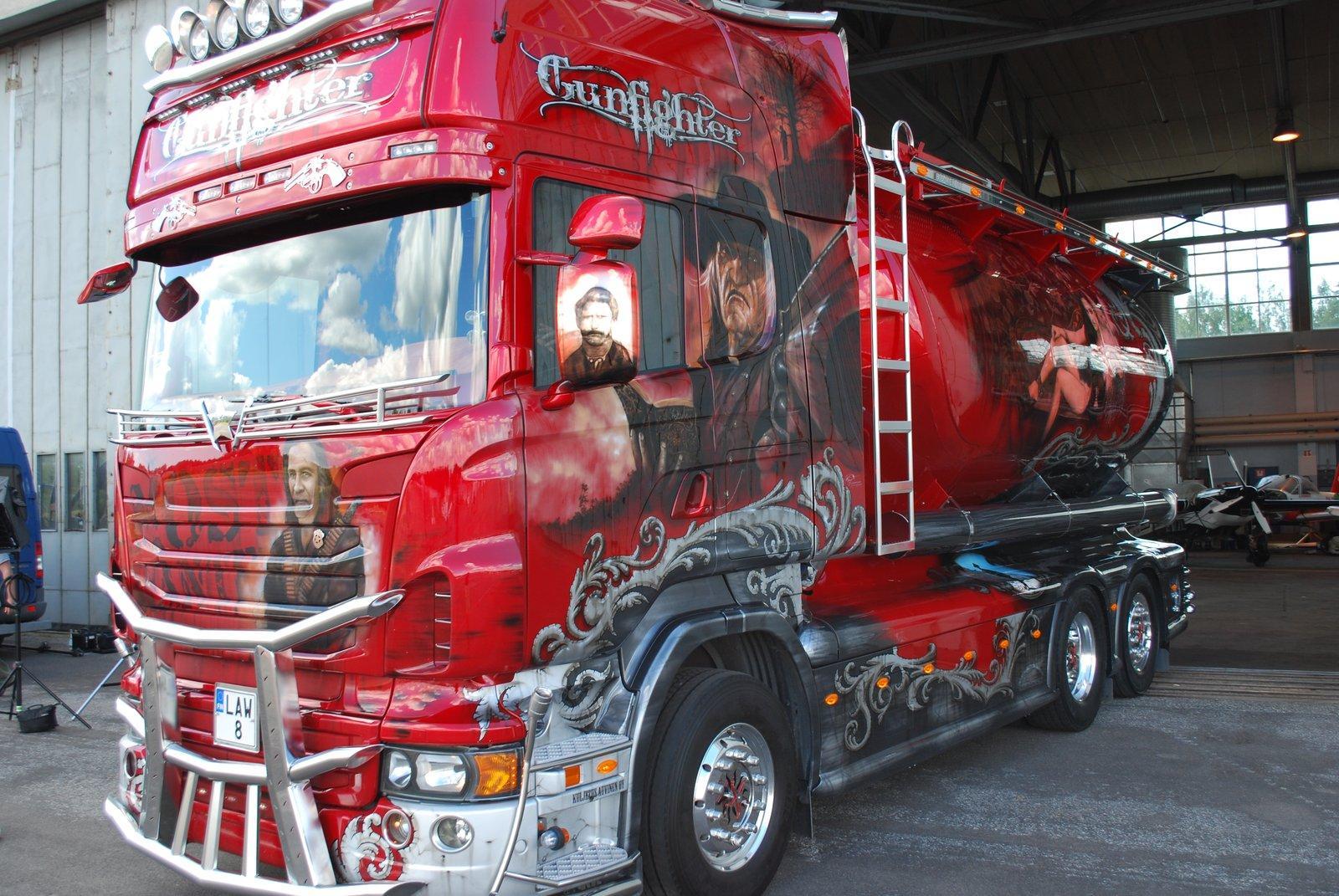 Секс в грузовиках фото 10 фотография