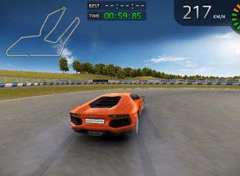 Sports Car Challenge — аркадный автосимулятор для Android и iOS
