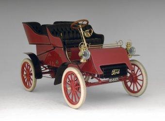 Старейший сохранившийся Ford Model A 1903-го года будет продан с аукциона
