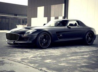 Компания Kicherer представила свой вариант суперкара Mercedes-Benz SLS AMG