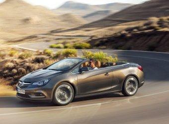 Opel представил новый кабриолет Cascada
