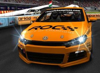 Race Of Champions — официальная игра чемпионата ROC