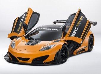 McLaren представил 630–сильную специальную версию модели MP4-12C — Can-Am GT