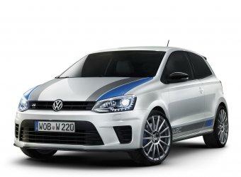 Volkswagen показал серийный вариант модели Polo R WRC