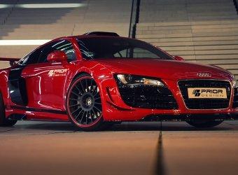 Audi R8 в стиле Need For Speed от ателье Prior Design