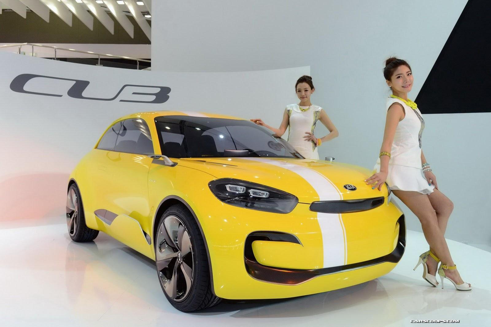 Корейский дизайн автомобилей