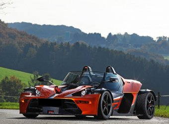 � ������ Wimmer RS ������� KTM X-Bow GT �� ������� � ��������