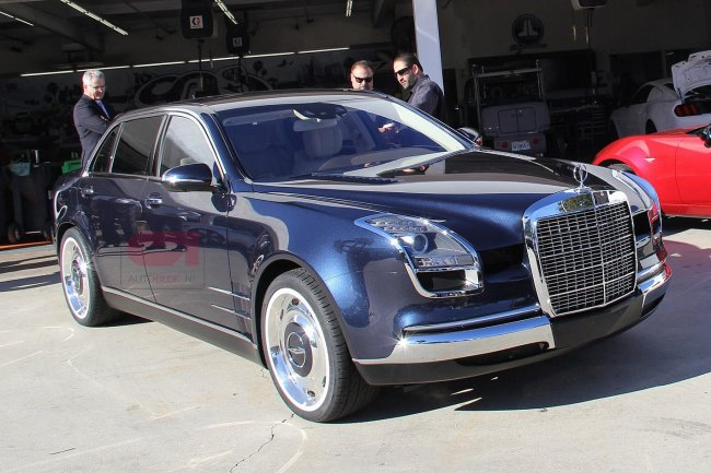 Mercedes-Benz Royale 600... от Galpin Auto Sports?!?