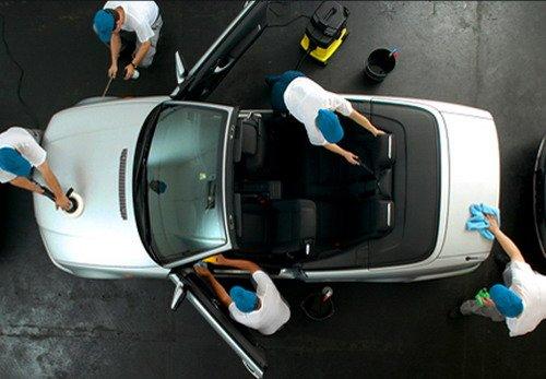 химчистка салона автомобиля в москве