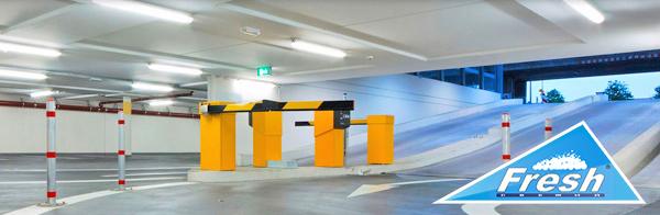 RFID cистема для парковки